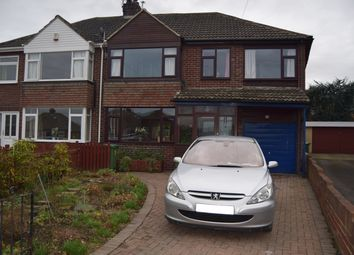 Thumbnail 4 bed semi-detached house to rent in Lynda Grove, Ossett