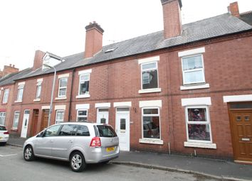 Thumbnail 3 bed terraced house for sale in Erdington Road, Atherstone
