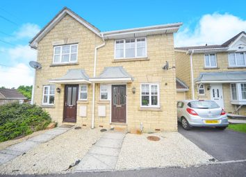 Thumbnail 2 bed semi-detached house for sale in Celandine Way, Chippenham