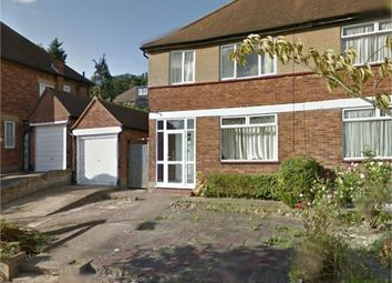 Thumbnail 3 bed semi-detached house to rent in The Reddings, London