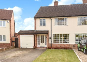 Thumbnail 3 bed semi-detached house for sale in Mills Close, Hillingdon, Middlesex