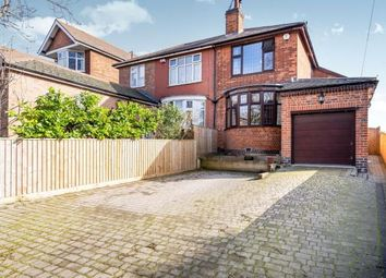 4 bed semi-detached house for sale in Roman Road, Birstall, Leicester LE4