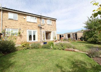 Thumbnail 3 bed semi-detached house for sale in Kempston Way, Stockton-On-Tees, Cleveland, Cleveland, Durham