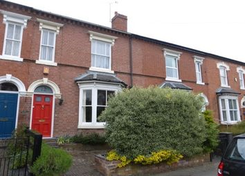 Thumbnail 3 bed terraced house to rent in Margaret Road, Harborne, Birmingham