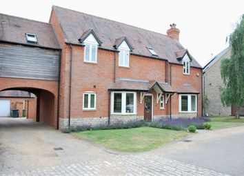 Thumbnail 4 bed link-detached house to rent in Church Fields, Wixford, Alcester