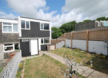 Thumbnail 3 bed end terrace house for sale in Saunders Walk, Plymouth