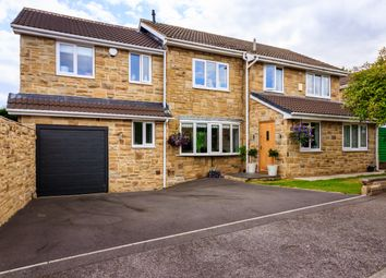 Thumbnail 5 bed detached house for sale in Whinmoor Way, Silkstone