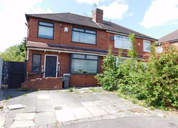 3 bed semi-detached house for sale in Holmleigh Avenue, Manchester, Manchester M9