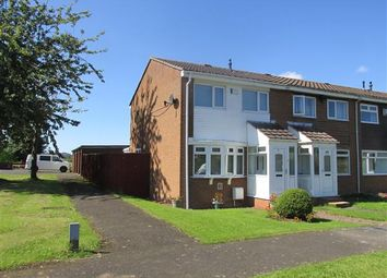 Thumbnail 3 bedroom link-detached house for sale in Burnham Avenue, Newcastle Upon Tyne