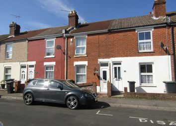 Thumbnail 2 bedroom terraced house to rent in Pelham Road, Gosport