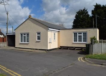 Thumbnail 3 bed detached bungalow for sale in Orgarswick Avenue, Dymchurch, Romney Marsh