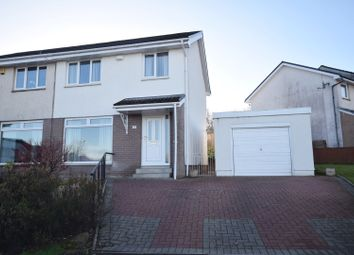 Thumbnail 3 bed semi-detached house for sale in Brora Crescent, Hamilton