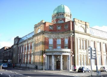Thumbnail 1 bed flat for sale in Old Art College, Clarence Place, Newport, Gwent.