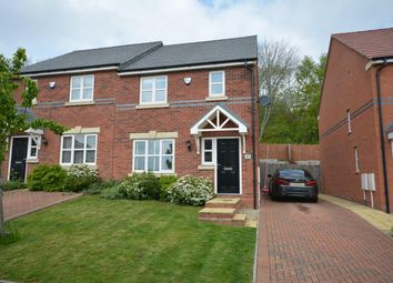3 bed semi-detached house for sale in Steeple Grange, Spital, Chesterfield S41