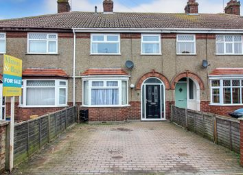 3 bed terraced house for sale in St. Julian Road, Caister-On-Sea, Great Yarmouth NR30