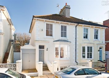 Thumbnail 4 bed semi-detached house for sale in Rectory Close, Glebe Villas, Hove