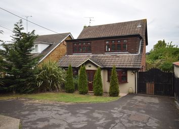 Thumbnail 4 bed detached house for sale in London Road, Wickford