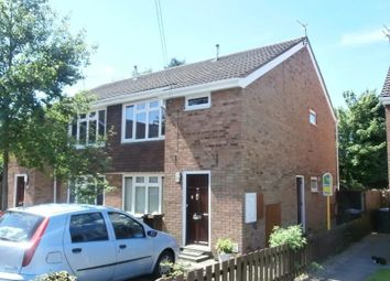 Thumbnail 1 bed flat to rent in Crosby Close, Wolverhampton