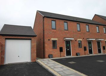 Thumbnail 2 bed semi-detached house to rent in Pembrey Gardens, Wolverhampton