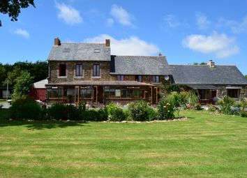 Thumbnail 4 bed detached house for sale in 22460 Saint-Thélo, Côtes-D'armor, Brittany, France