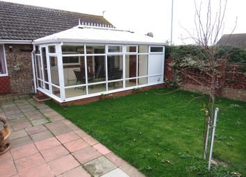 Thumbnail 2 bed bungalow to rent in Wordsworth Drive, Eastbourne