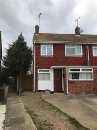 3 bed end terrace house for sale in Darrell Close, Greenhill, Herne Bay, Kent CT6