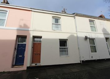 Thumbnail 3 bedroom terraced house for sale in Neswick Street, Plymouth