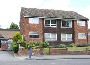 Thumbnail 2 bed maisonette to rent in Station Road, Cuffley, Potters Bar