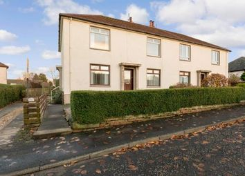 Thumbnail 2 bed flat for sale in Main Street, Symington, Kilmarnock, South Ayrshire