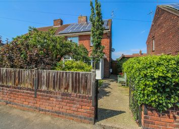 Thumbnail 3 bed semi-detached house for sale in Sycamore Avenue, Glapwell, Chesterfield