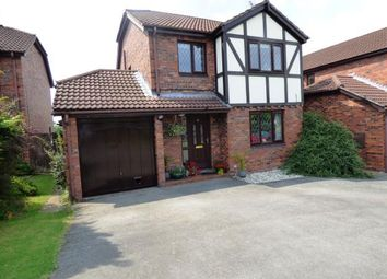 Thumbnail 4 bed detached house for sale in Freshfield Drive, Tytherington, Macclesfield, Cheshire