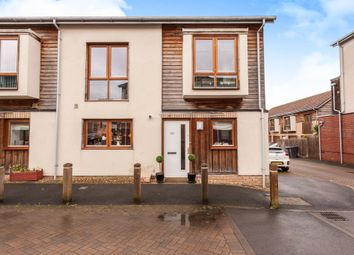 Thumbnail 4 bed end terrace house for sale in Great Mead, Chippenham