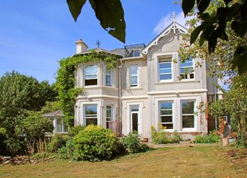 Thumbnail 6 bed detached house for sale in Greenway Road, Torquay