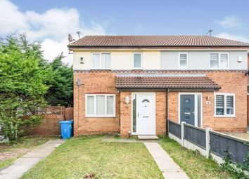 Thumbnail 3 bed semi-detached house for sale in Catford Close, Widnes, Cheshire
