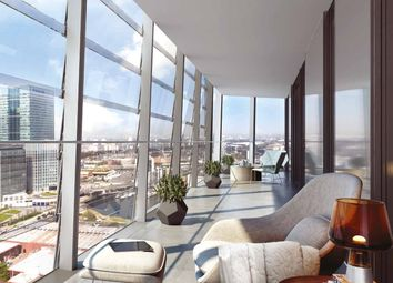 Thumbnail 2 bedroom flat for sale in Dollar Bay, Canary Wharf, Docklands