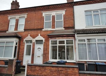 Thumbnail 3 bed terraced house to rent in Fashoda Road, Selly Park, Birmingham