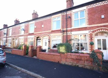 Thumbnail 2 bed terraced house for sale in Roscoe Street, Stockport, Cheshire