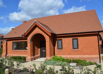Thumbnail 2 bed detached bungalow for sale in Friary Meadow, Titchfield, Fareham