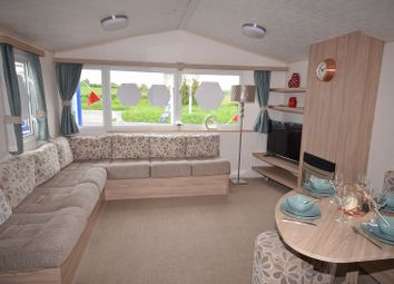 Thumbnail 3 bed mobile/park home for sale in The Salsa, Ashford Rise, Braunton Road, Barnstaple