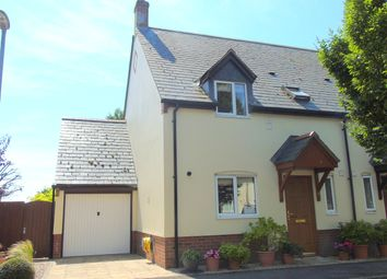 Thumbnail 3 bed semi-detached house for sale in 11 Christy's Gardens, Shaftesbury, Dorset