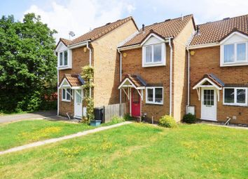 Thumbnail 2 bed terraced house for sale in Fox Close, Abbeymead, Gloucester