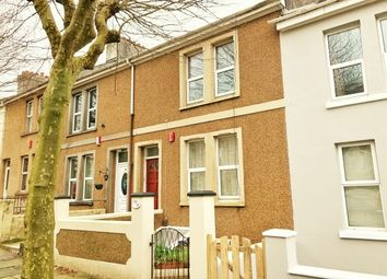 Thumbnail 1 bed flat to rent in Bridwell Road, Plymouth