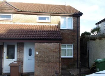 Thumbnail 1 bedroom flat to rent in Crookeder Close, Staddiscombe, Plymouth, Devon