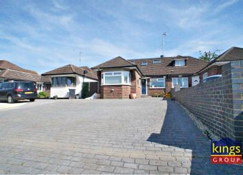 Thumbnail 4 bedroom semi-detached bungalow for sale in Pick Hill, Waltham Abbey