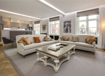 Thumbnail 3 bedroom flat to rent in North Audley Street, Mayfair, London