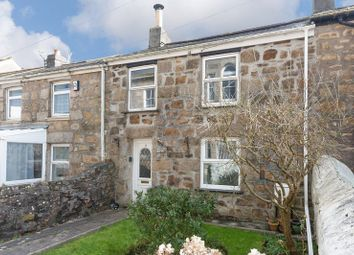 Thumbnail 2 bed cottage for sale in Victoria Street, Camborne