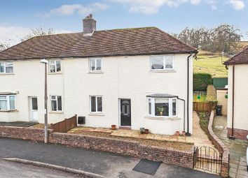 Thumbnail 3 bed semi-detached house for sale in Western Grove, Builth Wells