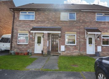 Thumbnail 2 bed semi-detached house for sale in Horwood Close, Splott, Cardiff