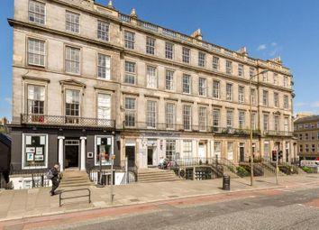 Thumbnail 3 bed flat to rent in Haddington Place, New Town, Edinburgh