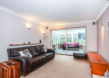 Thumbnail 4 bed detached house for sale in Sedgefield Close, Crawley